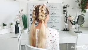 Hairstyle S Ellie Rychlé A Jednoduché Tipy Na účesy Do školy