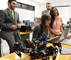Mechatronics Engineering Robotics And Mechatronic Systems Engineering With A Concentration In