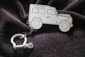 land rover defender 90 key ring