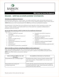 accomplishments in resume business proposal templated business accomplishments for resume resume accomplishments