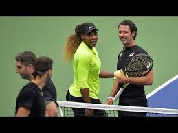 But after grigor ditched patrick, he also reportedly. Serena Williams Hitting In Practice With Grigor Dimitrov Us Open Youtube