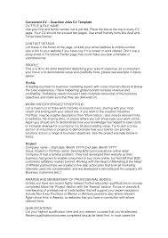 Retail Job Resume Sample Retail Job Resume Examples Examples Of Resumes 18