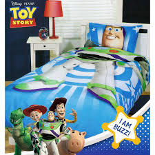 Toy Story: Buzz Lightyear Quilt Duvet Cover Set - Funstra & Buzz Lightyear Quilt Cover Set Adamdwight.com