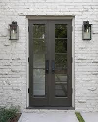interior front door option