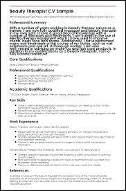 sample resume for massage therapist sample respiratory therapist resume  beauty therapist cover letter sample respiratory therapy