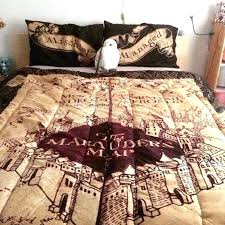 harry potter comforter twin xl set bedding excellent bed sheets google search world pr