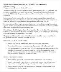 self introduction speech sample info self introduction speech sample 7 self introduction essay