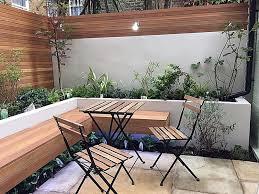 raised london garden design