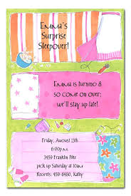 sleepover template amazing free printable slumber party invitation templates for free