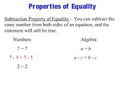 Simple Equations I