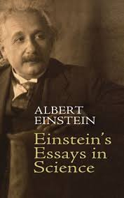 einstein s essays in science