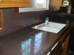 Kitchen Countertop Tiles Pkb Reglazing Countertop Reglazing