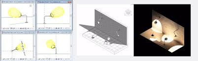 solved rotate lighting fixture autodesk community