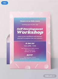 Easy Invitation Templates Free Workshop Invitation Event Invitation Templates