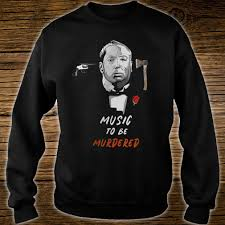 Music To Be Murdered by Hitchcock & Shady Shirt