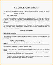 event agreement contract event agreement template event contract template 18 free word