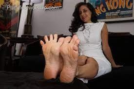 Jamie Daniels Feet Worship