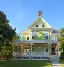 Good Looking Greenland Home Fashionsin Exterior Victorian With - Farmhouse exterior paint colors