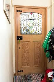 door with glass window bespoke front door with stained glass window entry door window glass inserts door with glass window