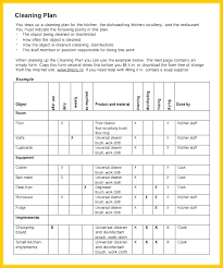 Cleaning Checklist Template Free House Cleaning Checklist Template Cleaning Schedule Checklist