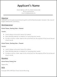 Resume Template Copy And Paste Custom Resume Template Copy And Paste Best Resume Examples Resume Samples
