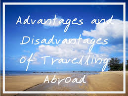 the many advanes and disadvanes