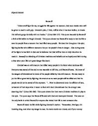 beowulf essay introductions is beowulf a epic hero english literature essay uk essays