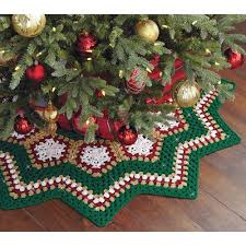 54 Christmas Tree Skirt In A Deep Red Premium Felt WithChristmas Tree Skirt Clearance