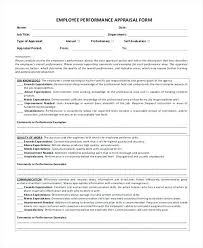 Job Performance Self Assessment Examples Comments For Reviews Of ...