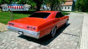 Cool Chevy Impala SS Coupe 1965 400hp - for sale - usClassic24 ...