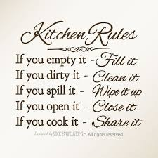 best 25 kitchen decor signs ideas
