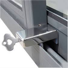 aluminum sliding patio door security lock