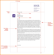 5 Business Letter Spacing Format Attorney Letterheads
