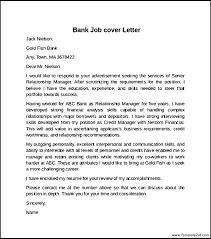 Sample Cover Letter For Client Relationship Manager Cover Letter For Banking Position Bank Teller Cover Letter
