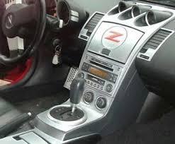 2003 nissan 350z interior. image is loading 060708interiorsilveraluminumdashtrim 2003 nissan 350z interior