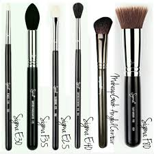 makeup brushes sigma beauty sigma brushes review top 5 brushes