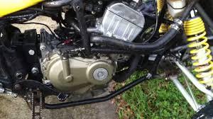 walk around description cbr600 f4i streetbike engine in arr quad 4 wheeler frame you