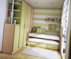 Teenroom Design For Two Teen With Small Room Furniture - Small interior house design
