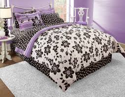 Purple Black And White Bedroom Black White Purple Bedroom Black White And Purple Bedding Floral