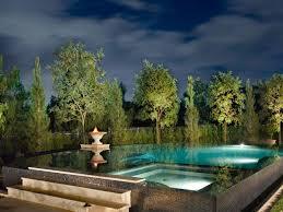 swimming pool lighting ideas. perk up your plant life swimming pool lighting ideas