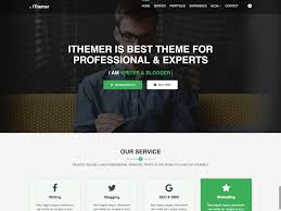 Best Free Resume And Portfolio Wordpress Themes For 2018 Wpentire