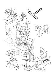 Briggs and stratton lawn mower engine parts diagram western auto model ayp9187b89 lawn tractor genuine parts