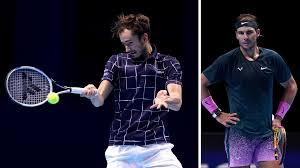 Medvedev through to final as Nadal and Djokovic crash out in semis