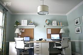 awesome home office setup ideas rooms. office awesome home setups wonderful double desk ideas catchy decorating with setup rooms