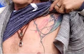 Tetování českých Celebrit Uhádnete Komu Jaké Tetování Patří Tv Nova
