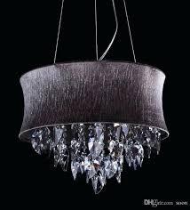 crystal drum chandelier smoke grey crystal drum chandeliers light pendant lamp ceiling fixture with light gray crystal drum chandelier