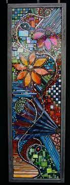 glass wall art mosaic glass stained