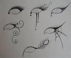 steunk eye stencil bing images
