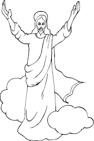 Free Printable Jesus Coloring Pages And The Children Download