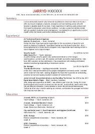 Porter Resume Examples Kitchen Porter Cv Sample Sous Chef Resume Template Free